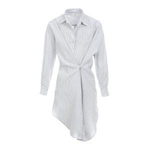 Robe Seen Coton Bleu