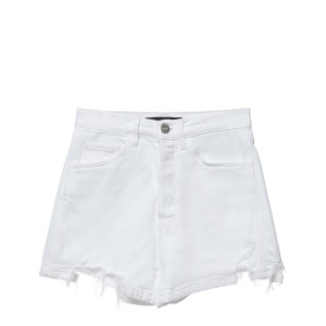 Short Carter Denim Whitney Blanc