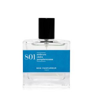 Eau de Parfum #801 Embruns, Cèdre, Pamplemousse