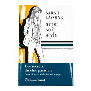 Livre Ainsi Soit Style