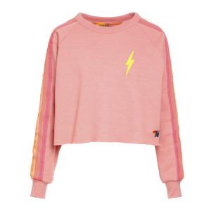 Sweatshirt Bolt Classique Rose Néon