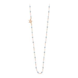 Collier Perles Résine Etoile Diamant - GIGI CLOZEAU