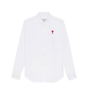 Chemise Coton Ami de Cœur Blanc