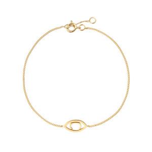 Bracelet Iris Bis Or Jaune