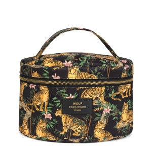 Trousse XL Beauty Black Lazy Jungle