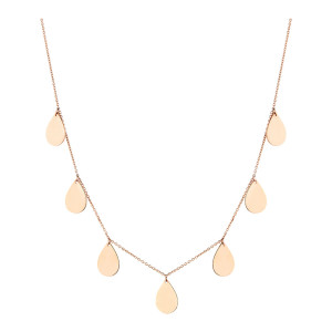 Collier 7 Bliss Or Rose