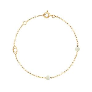 Bracelet Massilia Nacre