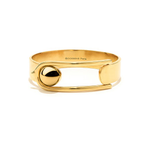Bracelet Boucle GM Laiton Doré