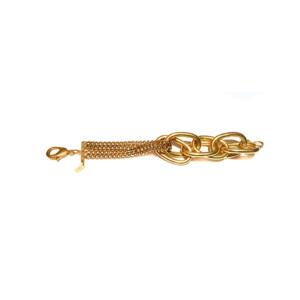 Bracelet Courcelle Plaqué Or