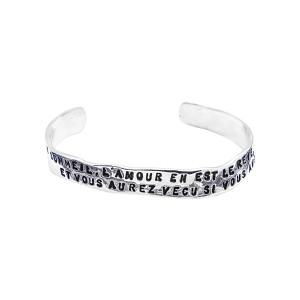 Bracelet Rêve Bis Argent