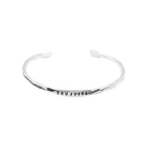 Bracelet Toujours Argent