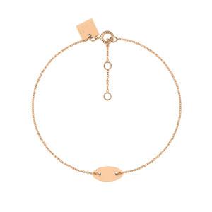 Bracelet Sequin Mini Or Rose