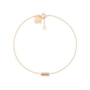 Bracelet Straws Mini Or Rose
