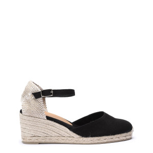 Sandales Carol Noir 7 cm
