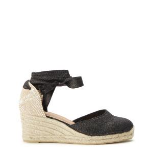 Sandales Carina 7 Noir Doré