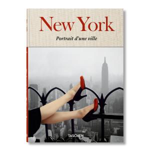 Livre Portrait New York