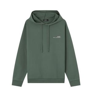 Sweatshirt Hoodie Item Vert