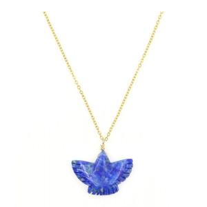 Collier Condor Lapis Lazuli