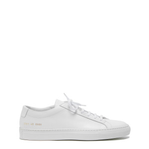 Baskets Original Achilles Low Cuir Blanc