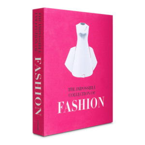 Coffret Livre The Impossible Collection of Fashion