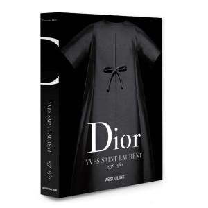 Livre Dior par YSL