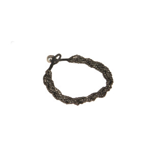 Bracelet perles Tresse Java