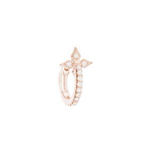 Mini Créole Croix Diamants (vendue à l'unité)