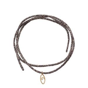 Bracelet Divine Iris Lune Or Jaune