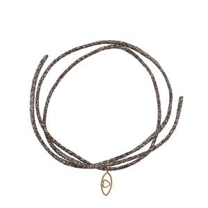 Bracelet Divine Iris Cœur Or Jaune