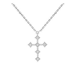 Collier Divine Or Diamants
