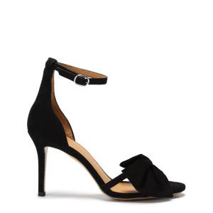 Sandales Isabelle Chèvre Noir