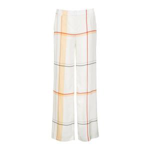 Pantalon Rayures Arwen Blanc