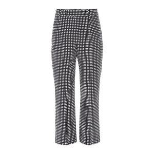 Pantalon Bergen Noir Blanc