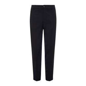 Pantalon Fluide Chino Noir