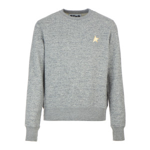 Sweatshirt Athena Étoile Coton Gris