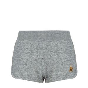 Short Diana Coton Gris