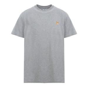 Tee-shirt Homme Golden Étoile Coton Gris