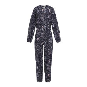 Combinaison Nilaney Coton Bleu Nuit
