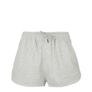 Short Mifikia Coton Gris