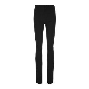 Pantalon Lietra Coton Noir