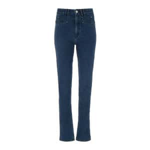 Pantalon Nominica Coton Bleu Navy