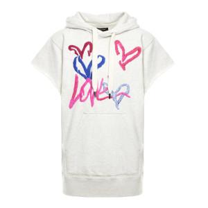 Sweatshirt Miami Coton Écru