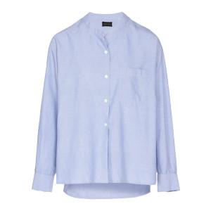 Chemise Division Coton Bleu