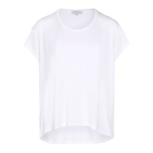 Tee-shirt Bach Lyocell Blanc