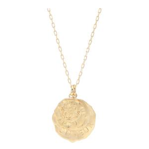 Collier Médailles Bonheur Amour