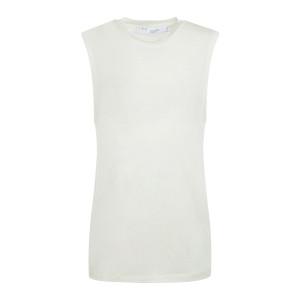 Tee-shirt Proud Laine Blanc