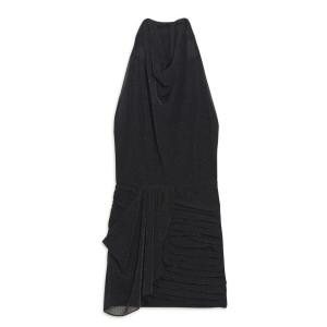 Robe Bazzi Noir Argenté