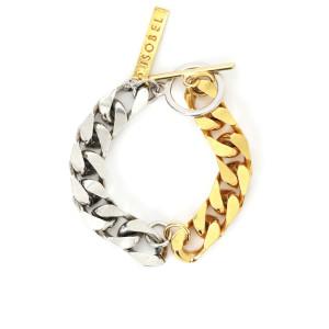 Bracelet Blake Laiton Doré Palladié