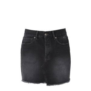 Jupe Callie Denim Noir