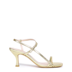 Sandales Sublim Multibride Cuir Doré